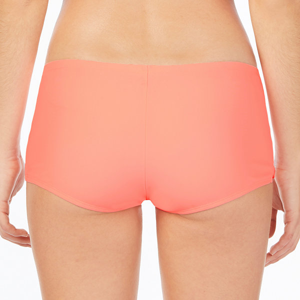 Arizona Boyshort Swimsuit Bottom-Juniors