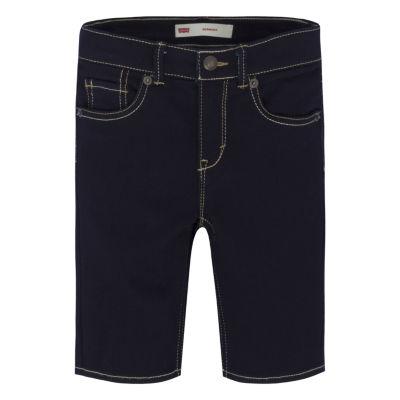 Levi's Knit Bermuda Shorts - Toddler Girls
