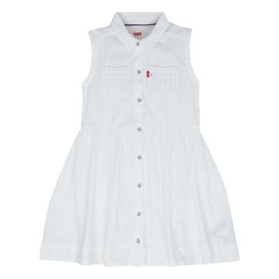 Levi's Short Sleeve Sundress - Toddler Girls