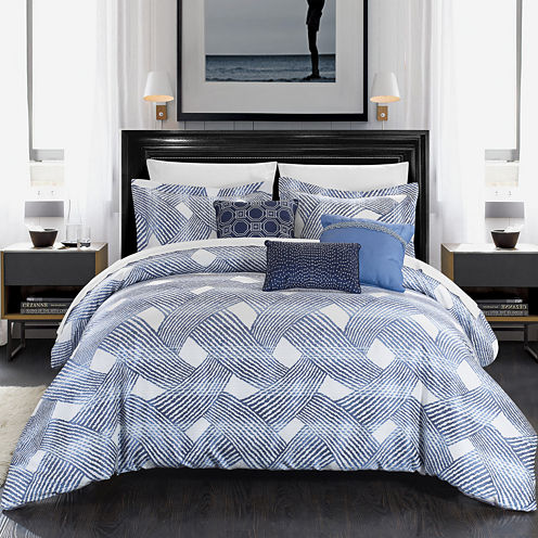 Chic Home Fiorella 6-pc. Comforter Set