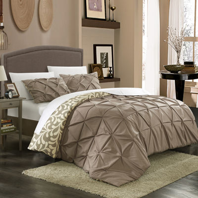Chic Home Talia 3-pc. Duvet Cover Set
