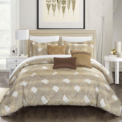 Chic Home Fiorella 10-pc. Complete Bedding Set with Sheets