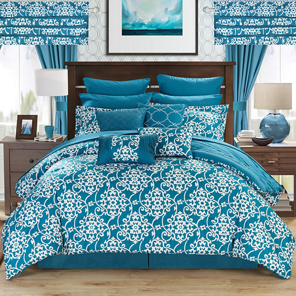 Chic Home Hailee 24-pc. Comforter Set