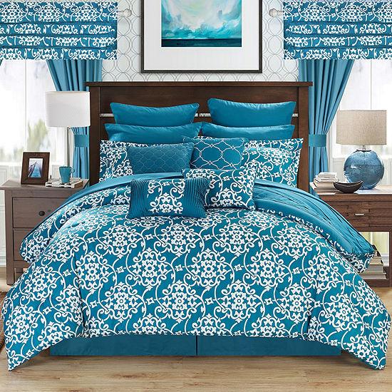 Chic Home Hailee 24 Piece Comforter Set