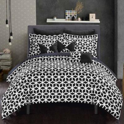 Chic Home Stefanie 10 Piece Comforter Set
