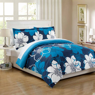 Chic Home Morning Glory Duvet Cover Set