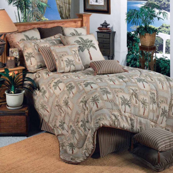Karin Maki Palm Grove Comforter Set
