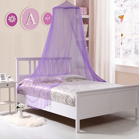 Kids Collapsible Wire Hoop Canopy
