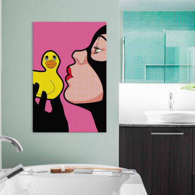 Icanvas Tweety & Silvester Canvas Art