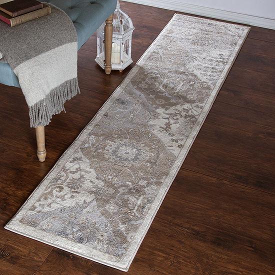 Cambridge Home Vintage Patchwork Rectangular Indoor Rugs