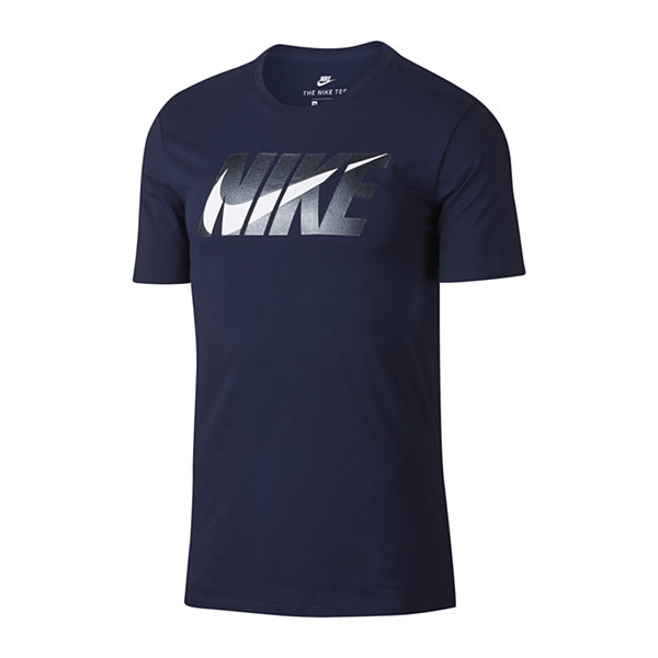 Nike Swoosh Block Graphic Tee