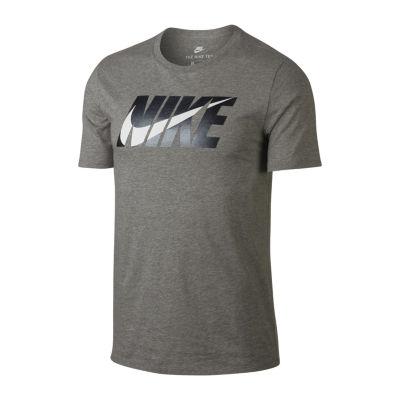 Nike Swoosh Block Graphic Tee