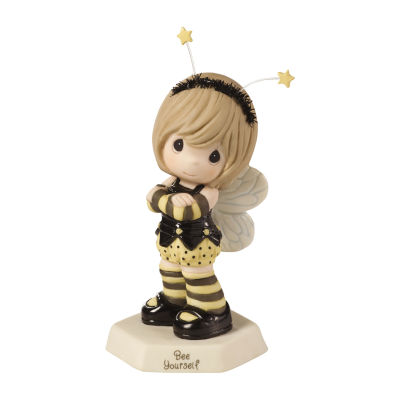 "Precious Moments  ""Bee Yourself"" Bisque Porcelain Figurine  #153018"