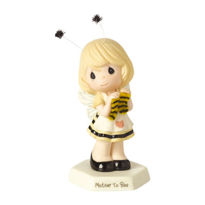 "Precious Moments  ""Mother To Bee"" Bisque Porcelain Figurine  #154020"