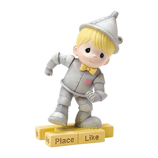 "Precious Moments  ""The Wonderful World of Oz""Tin Man  Resin Figurine  #154458"