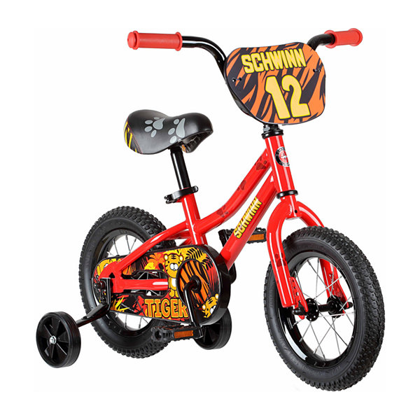 "Schwinn Tiger 12"" Boys Bike"