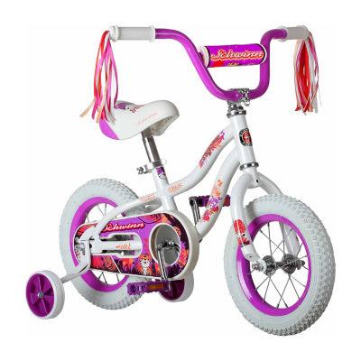 """Schwinn Tigress 12"""" Girls Bike"""