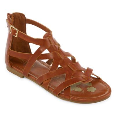 Arizona Maize Girls Gladiator Sandals - Little Kids/Big Kids