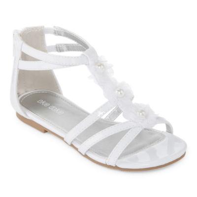 Okie Dokie Saffron Girls Gladiator Sandals - Toddler