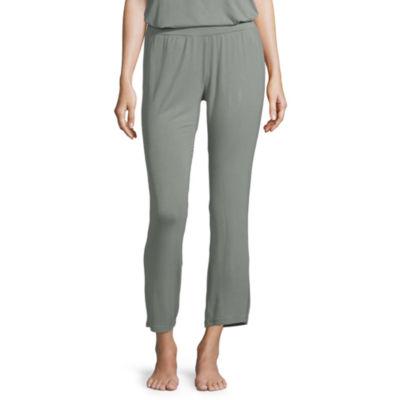Ambrielle Womens Knit Pajama Pants