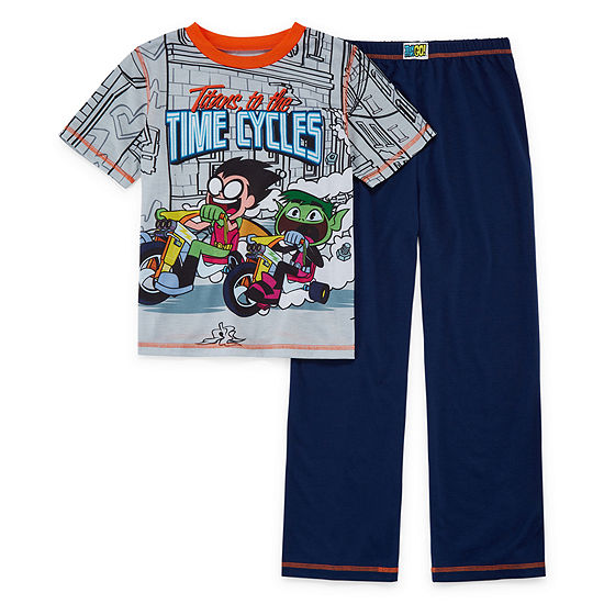 Warner Bros 2-pc. Pajama Set Preschool / Big Kid Boys