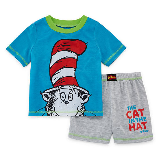 2-pc. Dr. Seuss Pajama Set Toddler Boys