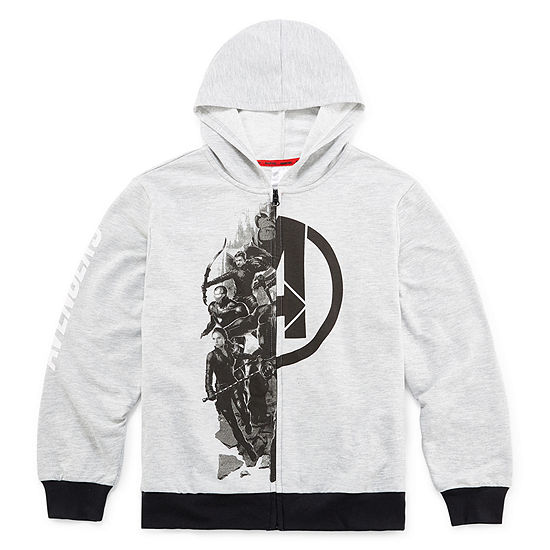 Little & Big Boys Avengers Hoodie