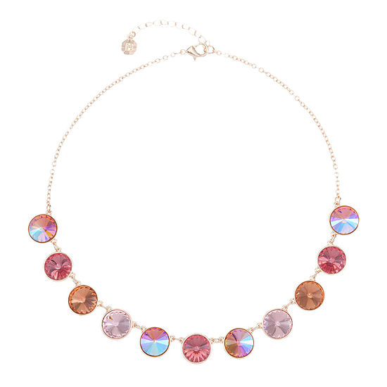 Monet Jewelry 18 Inch Cable Collar Necklace