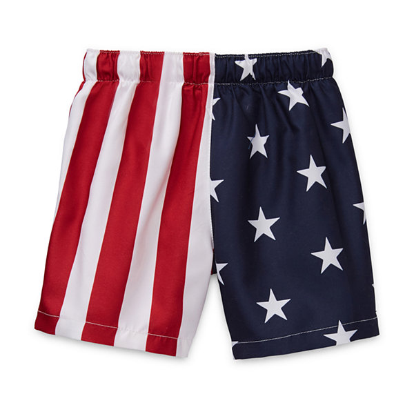 City Streets Baby Boys Swim Trunks