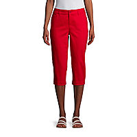 Deals on St. Johns Bay Mid Rise Capris