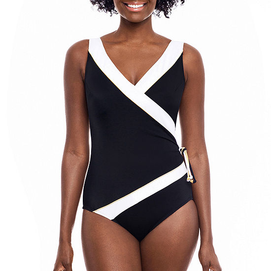 St. John's Bay One Piece Swimsuit