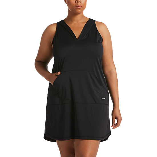 Nike Dress Swimsuit Cover-Up Plus