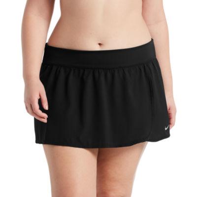 Nike Swim Skirt Swimsuit Bottom Plus