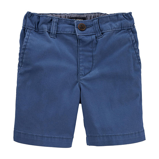 Oshkosh Baby Boys Mid Rise Pull-On Short