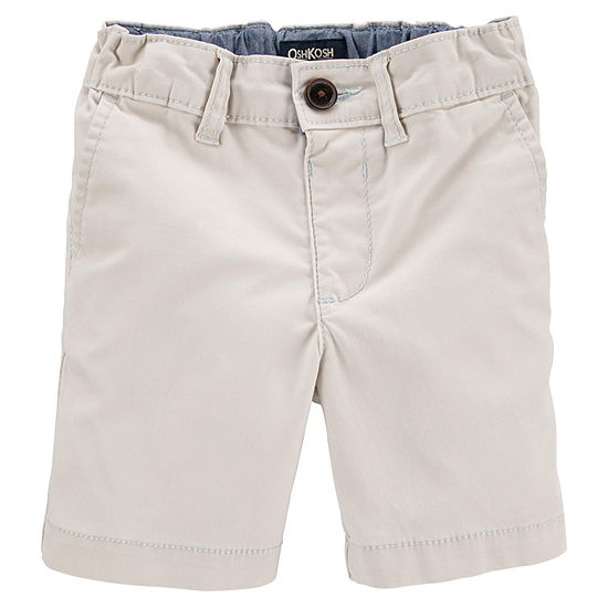 Oshkosh Baby Boys Mid Rise Pull-On Short