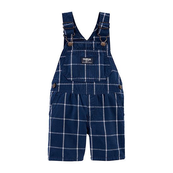 Oshkosh Baby Boys Shortalls
