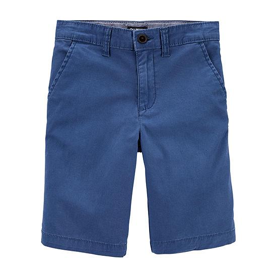 Oshkosh - Little Kid Boys Mid Rise Bermuda Short