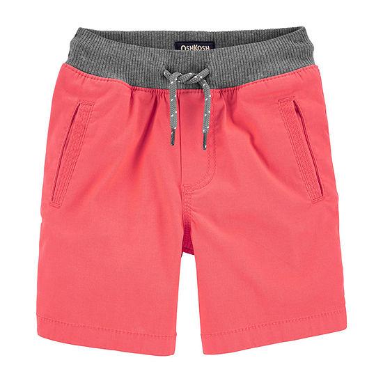 Oshkosh Baby Boys Mid Rise Bermuda Short