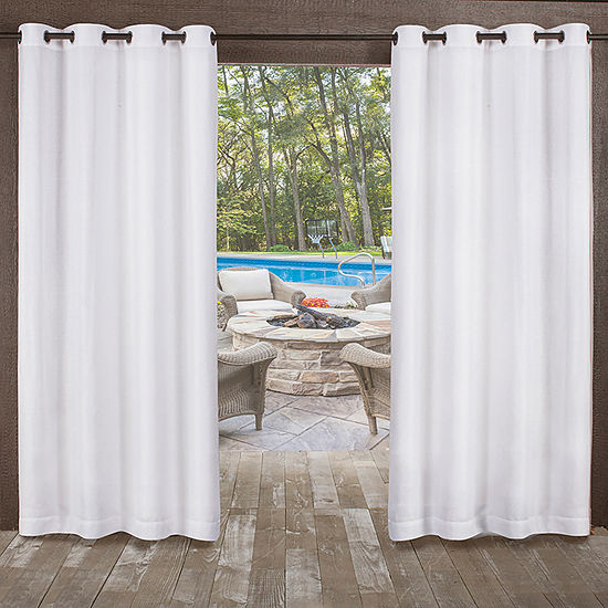 Exclusive Home Curtains Modo Room Darkening Grommet-Top Set of 2 Curtain Panel