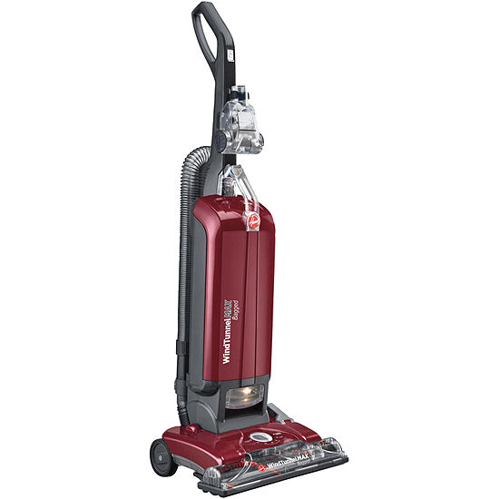 Hoover® WindTunnel® MAX™ Bagged Upright Vacuum Cleaner