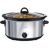 Cooks 6-qt. Stainless Steel Slow Cooker Deals