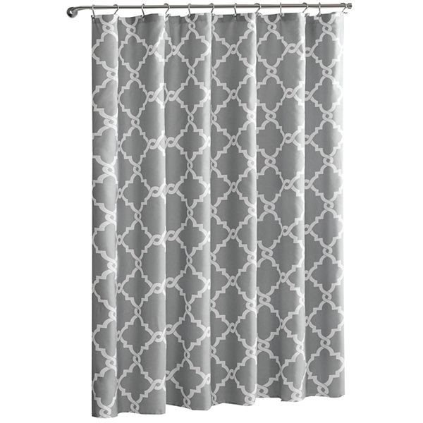 Madison Park Essentials Almaden Printed Shower Curtain