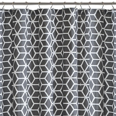 Madison Park Pure Andrea Cotton Shower Curtain