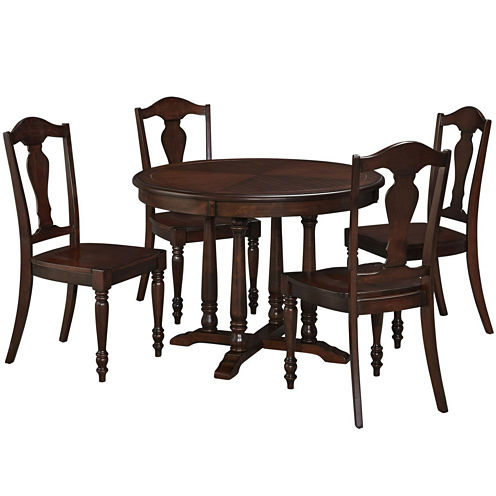Blue Ridge 5 Pc Dining Table Set