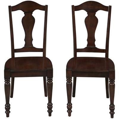 Blue Ridge Set of 2 Chairs