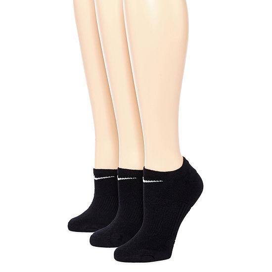 Nike® No-Show 3-pk. Socks