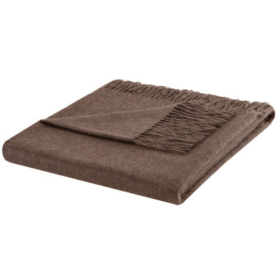 Madison Park Cashmere Throw