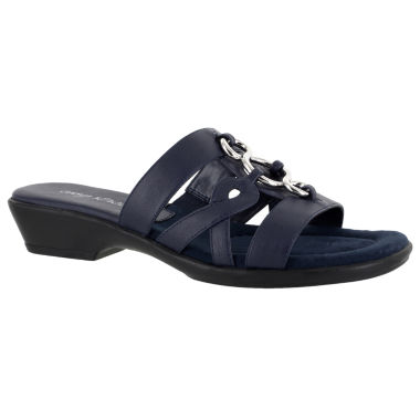Easy Street Torrid Womens Slide Sandals Wide