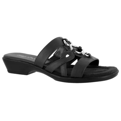 Easy Street Torrid Womens Slide Sandals