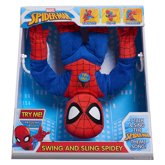 Swing and Sling Spider-Man